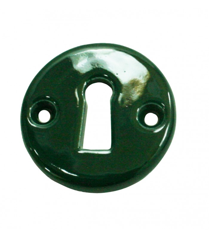 rosace de fonction porcelaine de limoges vert anglais british racing green 1001poign es. Black Bedroom Furniture Sets. Home Design Ideas