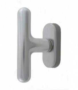 Poignée de fenêtre BONN en aluminium Pour système Oscillo-battant