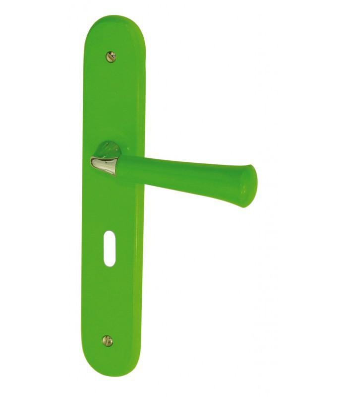 ensemble de poign es de porte madeira vert en bois 1001poign es votre sp cialiste de la. Black Bedroom Furniture Sets. Home Design Ideas