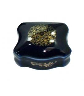 Boite LUXURY en porcelaine de LIMOGES