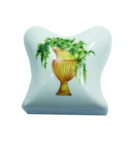 Sucrier ROMA en porcelaine de LIMOGES