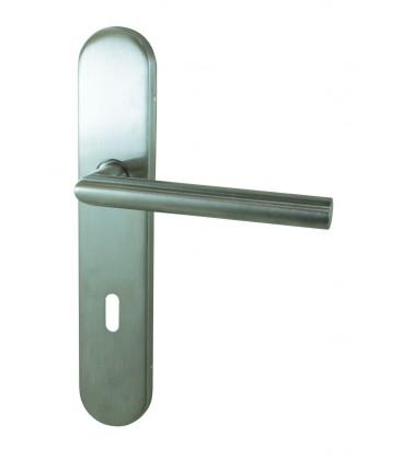 Poignées de Porte BOREAL ts Inox 195 mm