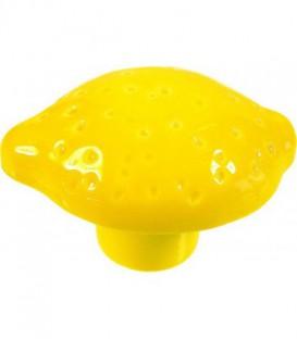 Bouton de meuble Citron Jaune